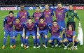 Xavi Hernandez:Santos FC (0) v FC Barcelona (4) - FIFA Club World Cup [Final] - xavi-hernandez photo