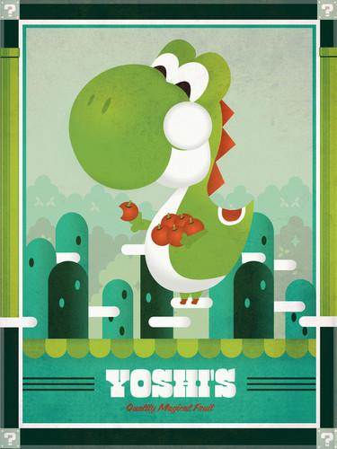 Yoshi's Quality trái cây