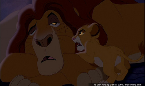 You promised! - the-lion-king Photo