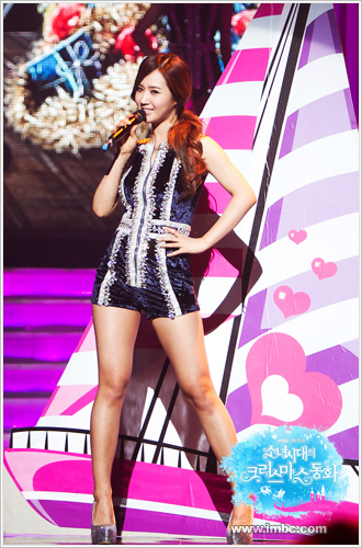 Yuri @ MBC Christmas Special  - kwon-yuri Photo