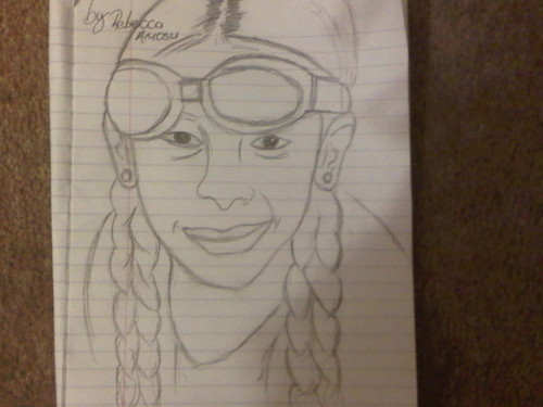 a pic i drew of ray ray  - mindless-behavior Fan Art