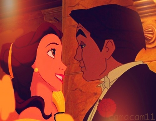 belle and dimitri