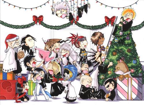 bleach christmas