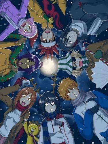 bleach Weihnachten