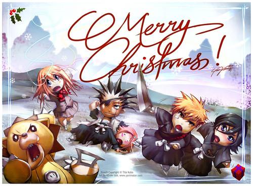 bleach クリスマス