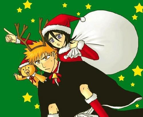 bleach 圣诞节
