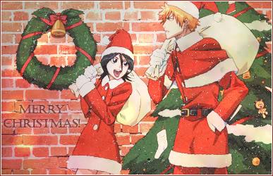 bleach 크리스마스