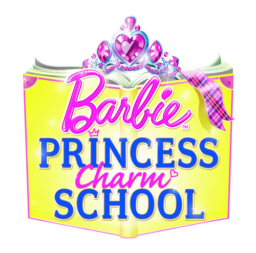 book of Barbie princess charm school