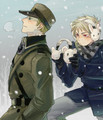 bros - my-hetalia-family-rp fan art