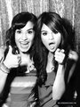 demlena - selena-gomez-and-demi-lovato photo