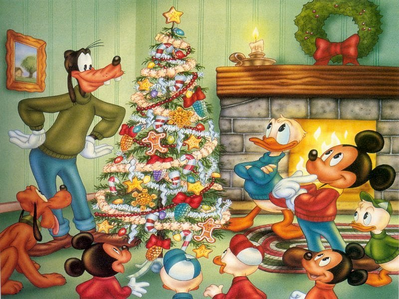 Disney Christmas Images 2 HD Wallpaper And Background Photos