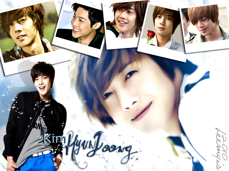 Kim Hyun Joong - Wallpaper