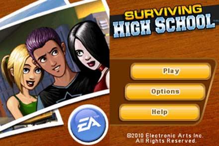 highschool spiele