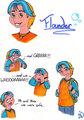 human flounder