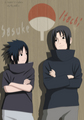 itachi and sasuke  - anime-naruto-all-character photo