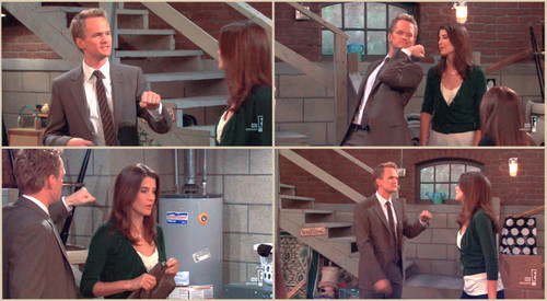 just Barney .