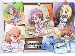 kaleido stars as kids