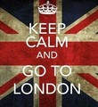 keep calm and 사랑 London! xx