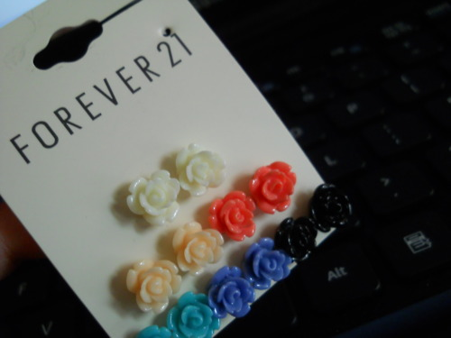 my new earing :P
