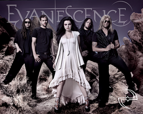 Evanescence wallpaper probably with a business suit, a well dressed person, and a hip boot entitled the band 2011