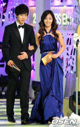 yuri@2011 KBS Entertainment Awards