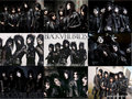  Black Veil Brides   - musicians-in-makeup wallpaper