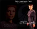 «Jolene Blalock» alias «SubCommander T'Pol» - star-trek-enterprise fan art