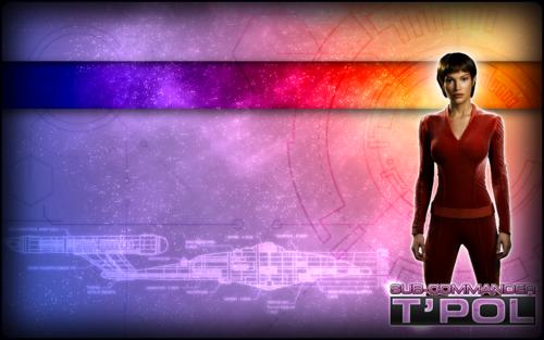 «Jolene Blalock» alias «SubCommander T'Pol»