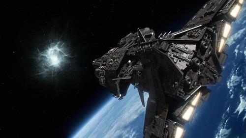 Stargate wallpaper titled «STARGATE» Dedalus  [ ★ «Звездные Врата» Дедал ★ ]