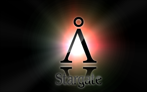 Stargate wallpaper called «STARGATE» [ ★ «Звездные Врата» ★ ]