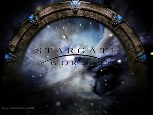 «STARGATE» [ ★ «Звездные Врата» ★ ]