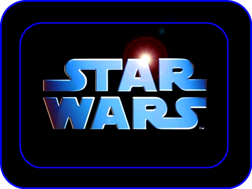 Star Wars wallpaper probably containing a no parking zone called «Звездные Войны» [ «Star Wars» ]