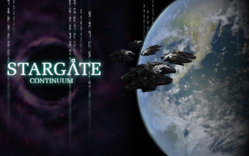 Stargate wallpaper called «Звездные Врата: Континуум» [ «Stargate: Continuum» ]