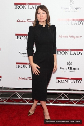 'The Iron Lady' Premiere [December 13, 2011]