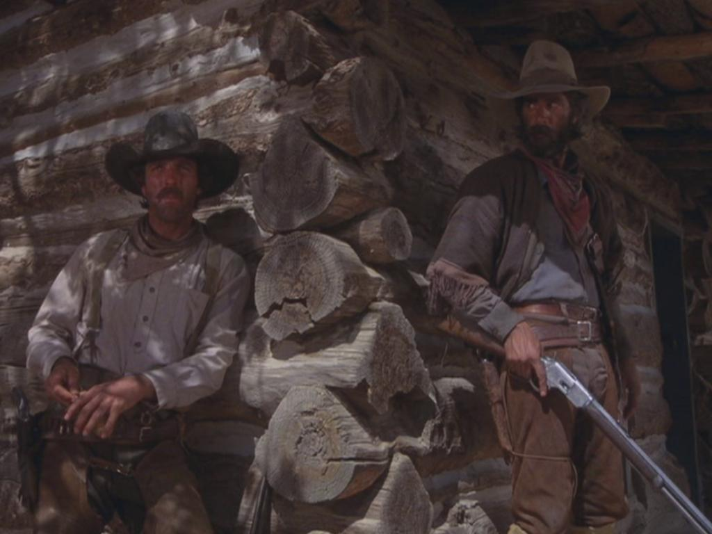 Tom Selleck Westerns: The Sacketts | My Favorite Westerns