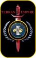 «The logo of Temporal Federation Planets»  [ «Under the auspices of the Empire Earth TERRA» ] - star-trek fan art