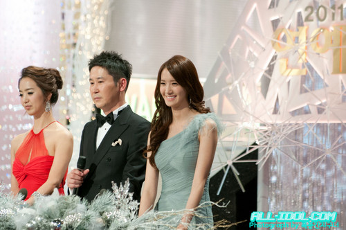 Yoona @ KBS Etertainment Awards