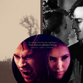 ❥ damon salvatore & katherine pierce