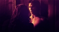 *o* - damon-and-katherine screencap