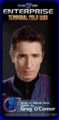 Malcolm Reed (Малькольм Рид) - Лейтенант