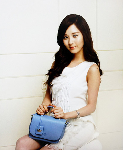 111225 SNSD Seohyun - J.Estina 2011 SS Promotion Pictures