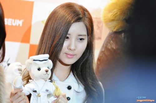 111228 SNSD - 2011 Seoul Doll Fair