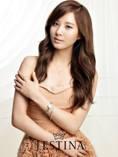 111228 SNSD Seohyun - J.Estina 2012 S/S Promotion Picture