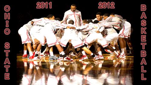 2011-2012 PREGAME WARMUP
