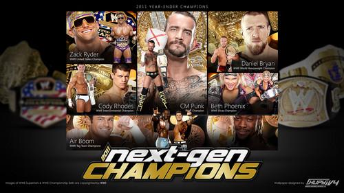 2011 다음 Generation Champions