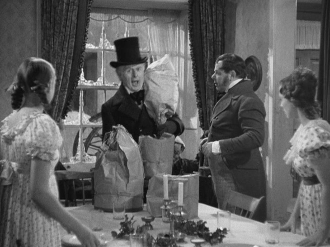 A Christmas Carol (1938) - Christmas Movies Image (27945926) - Fanpop