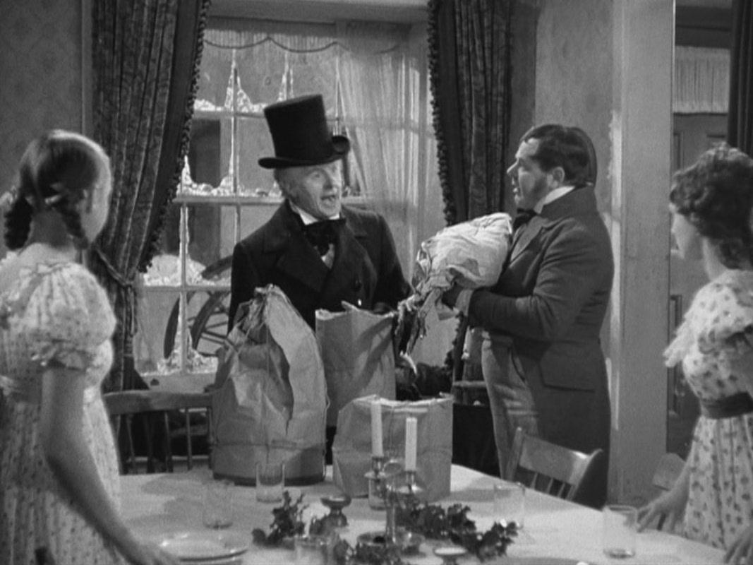 A Christmas Carol (1938) - Christmas Movies Image (27945931) - Fanpop