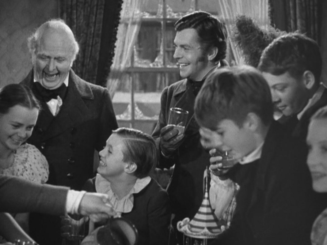 A Christmas Carol (1938) - Christmas Movies Image (27945996) - Fanpop