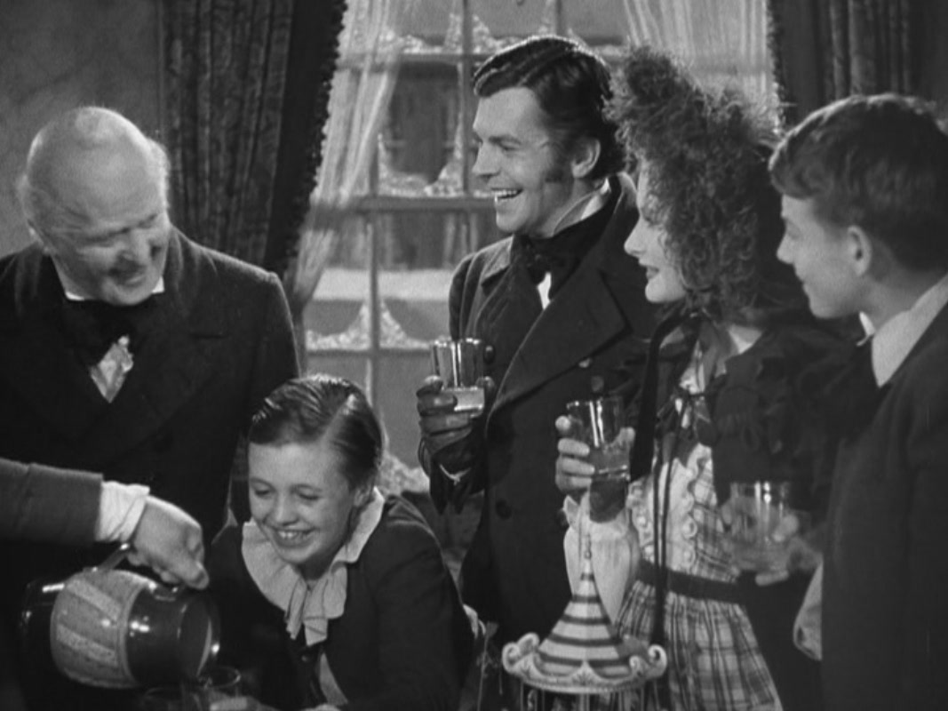 A Christmas Carol (1938) - Christmas Movies Image (27946001) - Fanpop