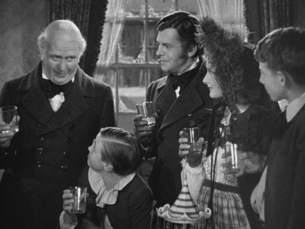 A Christmas Carol (1938) - Christmas Movies Image (27946006) - Fanpop